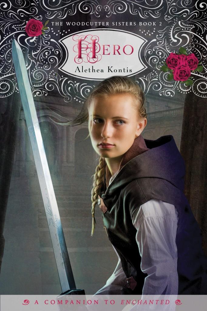 Hero Paperback Cover