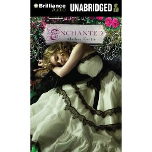 Enchanted Audiobook, read by Katy Kellgren