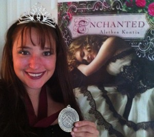 Princess Alethea & the Gelett Burgess Medal
