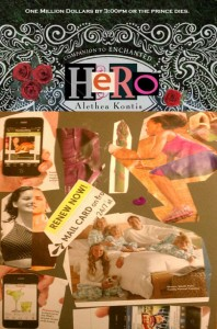 HERO Collage / Artist: Quinn Conner (6 years old)