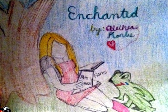 Alex's Enchanted Cover