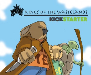 Kings of the Wasteland