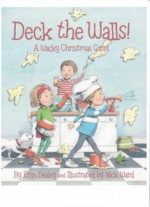 Deck the Walls cover by Erin Dealey