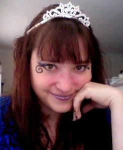 Princess Alethea, Jan 2014