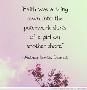 Faith in Patchwork