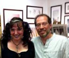 Alethea & David, 2013