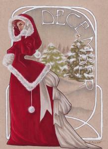 December, by Kit Silvertales