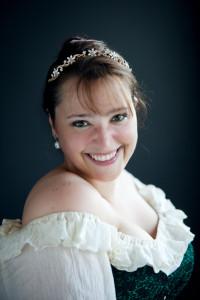 Alethea Kontis, courtesy Lumos Studio