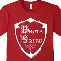 Large Brute Squad Shield (White)
