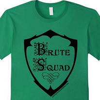Large Brute Squad Shield (Black) http://amzn.to/21gbgub