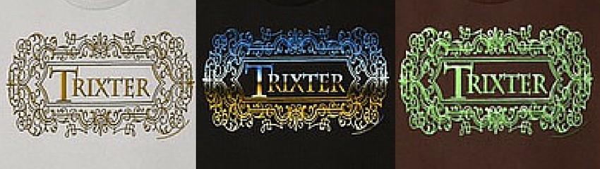 TRIXTER tee varieties
