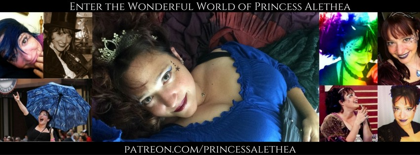 The Wonderful World of Princess Alethea