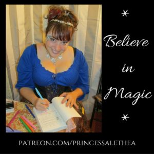 _ Believe in Magic _
