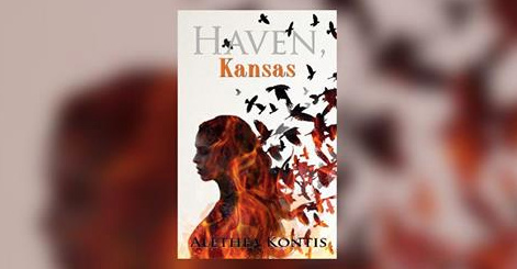 HAVEN cover with cool background