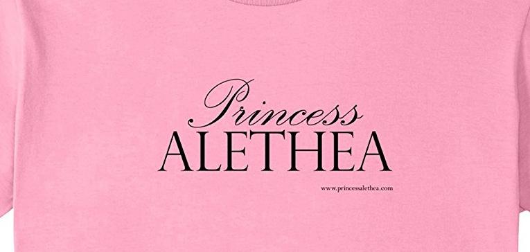 Princess Alethea Tee