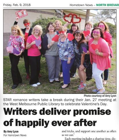 STAR Hometown News clipping